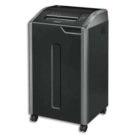 Destructeur de documents Fellowes individuel coupe croisée 485Ci