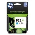 HP 933XL (CN054A) - Cartouche jet d'encre cyan HC de marque HP CN054AE (HP N°933XL)