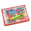 Feutre de coloriage Stabilo Power pointe moyenne schoolpack de 144 feutres dessin coloris assortis