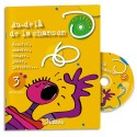 FUZEAU Livret avec partitions et CD d'apprentissage du chant, 10 titres, 24 pages, pour cycle 1