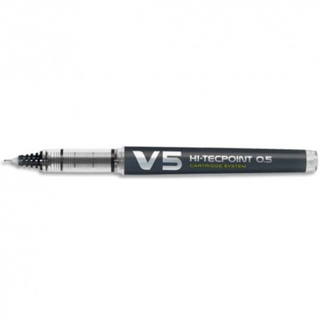 Stylo roller Pilot Befreen HI-Tecpoint rechargeable pointe tubulaire 0,5 mm encre liquide