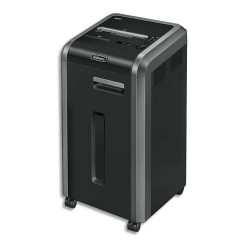 Destructeur de documents Fellowes individuel coupe croisée 225Ci 4622001