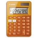 Calculatrice de poche Canon LS-100K MOR Orange 0289C004