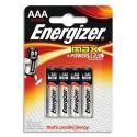 ENERGIZER blister de 8 piles aaa LR03 max E300112100