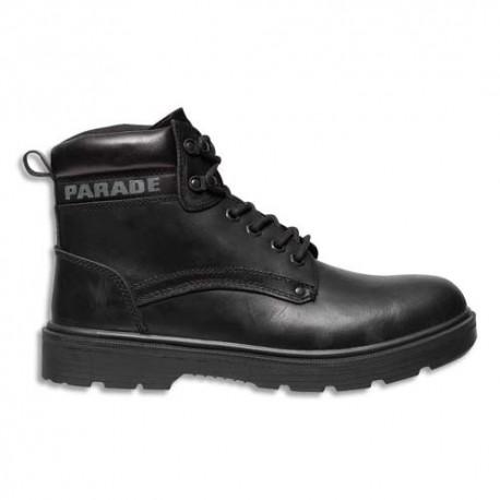 PARADE Paire de Chaussures Kansas dessus en cuir lisse Buffalo hyfrofuge Pointure 43