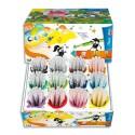 Feutre de coloriage Reynolds Créalo pointe moyenne schoolpack de 144 feutres dessin coloris assortis