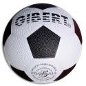 FIRST LOISIRS Ballon football sport, caoutchouc sur carcasse Nylon, surface grainée, taille 5