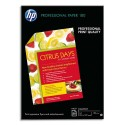 Papier photo HP - Pack de 50 feuilles Papier photo professionnel jet d'encre brillant 180g A4 C6818A