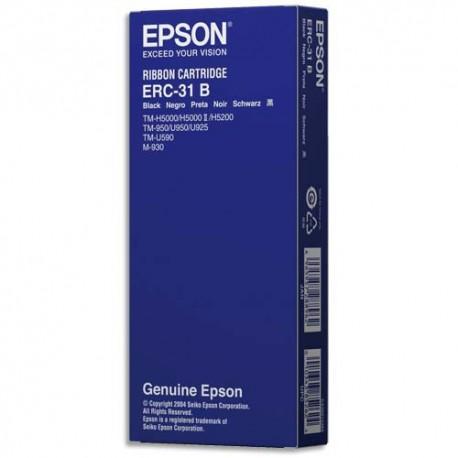 EPSON Ruban imprimante M930/TM930 noir ERC 31