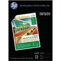 Papier photo HP - Pack de 100 feuilles Papier photo professionnel laser brillant 200g A4 CG966A