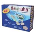 RESKAL Boite mixte de 300 étuis à monnaie The Container panachés FA27112