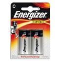 ENERGIZER blister de 2 piles c LR14 max E300129500
