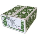 GPV B/500 enveloppes recyclées blanches extra Erapure 80g format DL (110x220)