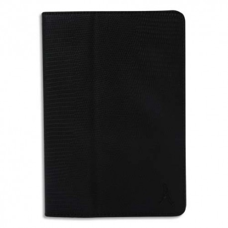 AKASHI etui folio ipad mini 3 black simili cuir(compatible ipad mini) + sleeping function ALTMINILZB
