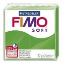 DTM Pâte à cuir Fimo Soft de 56 g coloris Vert