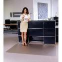 FLOORTEX Tapis en PVC pour sol dur 120 x 200 cm