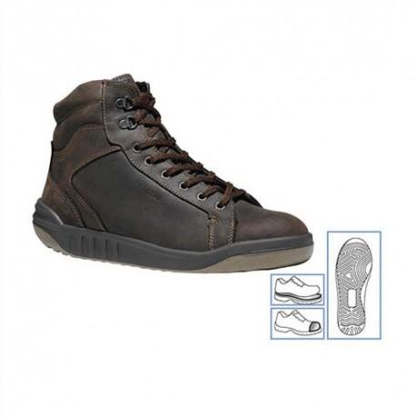 PARADE Paire de Chaussures Jika haute, sporting basic, tiges en cuir doublure textile Pointure 41