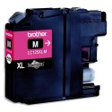 BROTHER LC-125M (LC125M) Cartouche jet d'encre HC magenta de marque brother LC125M (LC-125M)