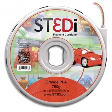 ST3DI filament 750g orange ST-6006-00