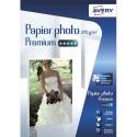 AVERY Boîte de 40 feuilles de papier photo brillant 10x15cm, jet d'encre, 270g/m²