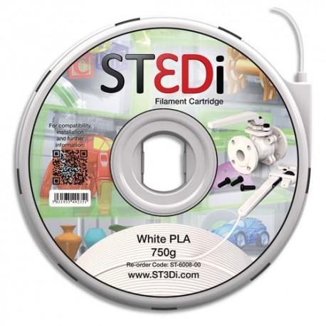 ST3DI filament 750g blanc ST-6008-00