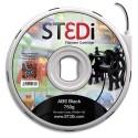 ST3DI filament 750g noir ST-6011-00