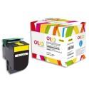 LEXMARK C544X2YG Cartouche toner jaune compatible de marque OWA C544X2YG