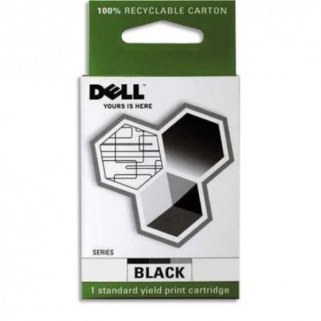 DELL KX701-59210278 Cartouche jet d'encre noir de marque Dell 59210278-KX701