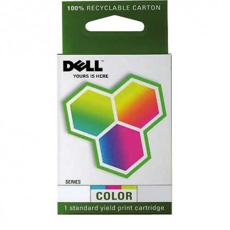 DELL F2X33R-59211687 Cartouche jet d'encre couleur de marque Dell 59211687-F2X3R