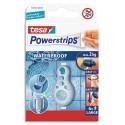 TESA 6 Powerstrips® waterproof Large (spécial pièces humides) jusqu'à 2kg