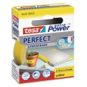 TESA Extra Power Perfect Jaune. Réparations précis et résistance aux conditions extrêmes. 2,75m x 19 mm