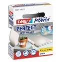 TESA Extra Power Perfect Blanc. Réparations précis et résistance aux conditions extrêmes. 2,75m x 19 mm