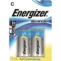 ENERGIZER blister de 2 piles c LR14 adv E300129900