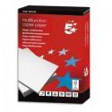 5 ETOILES Ramette de 500 feuilles papier blanc Multifonction format A3 80 grammes CIE 163