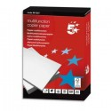 5 ETOILES Ramette de 500 feuilles papier blanc Multifonction format A4 80 grammes CIE 163