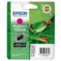 T0543 (T054340) EPSON Cartouche jet d'encre magenta de marque Epson C13T054340