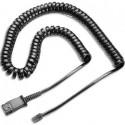 PLANTRONICS Cable téléphonique U10P PLA-20177 / 27190-01