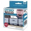 DYMO Rouleau de 100 étiquettes LabelWriter Durable Noir/Blanc 25x89mm 1976200