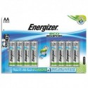 ENERGIZER Blister de 8 piles AA LR6 Eco Advended E300116501