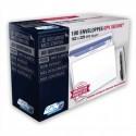 GPV Boite de 100 enveloppes format C5 162x229mm 90g SECURE fermeture autoadhésive ss bande protectrice
