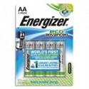 ENERGIZER Blister de 4 piles AAA LR03 Eco Advended E300128103