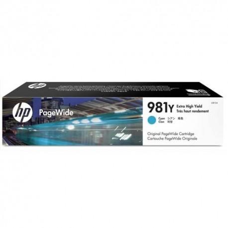 HP Cartouche PageWide Noir 981X L0R12A
