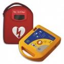 LABORATOIRES ESCULAPE Pack Complet Défibrillateur Saver One semi-automatique
