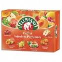 ELEPHANT Coffret de 60 sachets d'infusions parfumées Eléphant