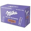 MILKA Boîte de 100 Sticks de 20g de chocolat en poudre, à diluer avec15cl de lait ou d'eau chaude