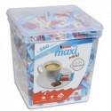 KINDER Boîte de 340 Chocolat au lait Maxi mini Café douceur emballés individuellement