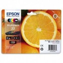 EPSON multipack jet d'encre orange C13T33374010