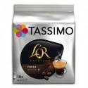 """TASSIMO Sachet 16 doses de café torréfié moulu L'OR """"Expresso Forza"""""""