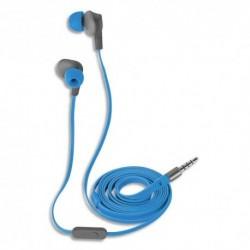 TRUST écouteurs AURUS intra-auriculaires bleu 20837