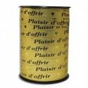 CLAIREFONTAINE Boite de 500 étiquettes adhésives 3,5x3,5cm. 5 design Plaisir d'Offrir assorti